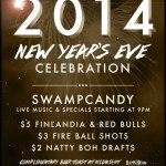 Ring In The New Year Rams Head Style