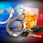 Suspected drunk driver crashes into 2 cars at DUI checkpoint