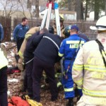 Fire Department Releases Info, Images About Well Rescue