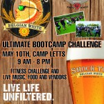 Ultimate Boot Camp Challenge Scheduled For May 10th