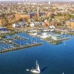 Mid-Atlantic Aerial Videography & Photography — Annapolis by air