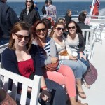 Cruise to St. Michael's WineFest on Watermark yacht