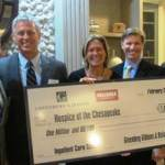 Greenberg Gibbons and Reliable Contracting donate $1 million