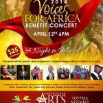 Voices for Africa benefit concert