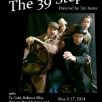 Dignity Players to present 39 Steps (May 2014)