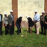 Annapolis breaks ground on new water plant