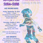 Arts in Education preview on Friday