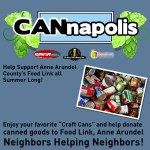 Katcef Brothers partners with Food Link to fight hunger with CANnapolis