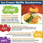 Miss Shirley's introduces new ice cream waffle treats for summer