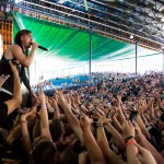 Van's Warped Tour rolls into Merriweather with some turbulance