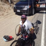 Double amputee rides across America to raise funds, awareness for service members