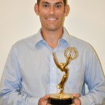AACC graphic designer wins Emmy for video