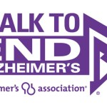 Walk to end Alzheimers on October 25th