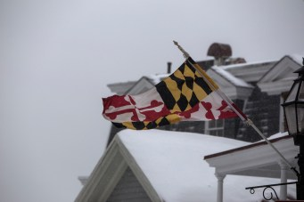 Annapolis Snow January 2016-17