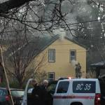 Christmas tree cause of house fire in Eaastport this afternoon