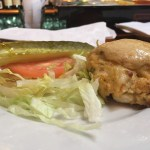 There's a new crab cake in town, and Middleton Tavern has it!