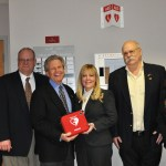 Heart Smart Foundation donates two defibrillators to AACC