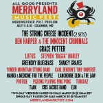 Merryland Fest coming to Merriweather in July