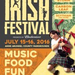 Advance pricing for tickets to 7th Annual Annapolis Irish Festival ends tonight!