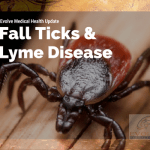 Maryland Ticks:  Fall Lyme Disease Risk Still High