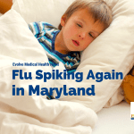 Flu Rate Spikes to Severe, Again!