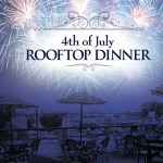 4th of July Rooftop Dinner