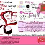 Wine Tasting & Local Vendor Sale *FREE EVENT