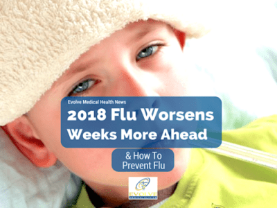 2018 Flu season update from Evolve Direct Primary Care, a Direct Primary Care, is the highest rated family medical care and Walk In Clinic servingAnnapolis, Edgewater, Davidsonville, Gambrills, Crofton, Stevensville, Arnold, Severna Park, Pasadena, Glen Burnie, Crofton, Bowie, Stevensville, Crownsville, Millersville and Anne Arundel County