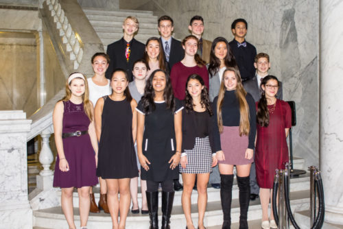 19 Students Honored By Legislature For National History Day Eye On Annapolis