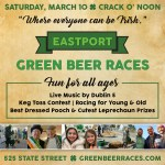 The Green Beer Races Are Coming