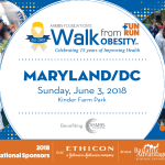 Maryland/DC Walk from Obesity