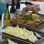 June Wine in the Wind (Italy): Two hour sail on the Chesapeake Bay, sampling wines