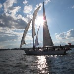 """Sail Away"" while learning the history of the Chesapeake Bay aboard the 74-foot Schooner Woodwind"