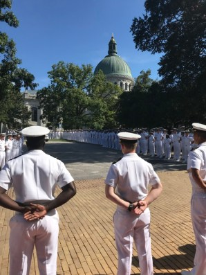 McCain Funeral USNA September 2 2018 -24