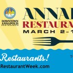 Annapolis Restaurant Week — March 2-10