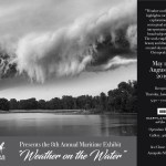 Annapolis Arts Alliance Annual Maritime Show- Weather On The Water