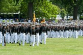USNA Color Parade 2019