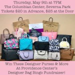 Providence Center's Designer Bag Bingo Fundraiser