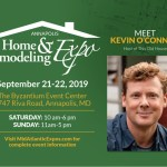 SAVE THE DATE: September 21-22, Annapolis Fall Home Expo