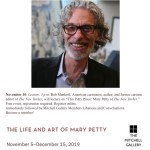 "Bob Mankoff Lecture: ""The Petty Place…"" Registration Required"