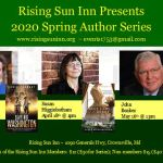 Spring Author Series at the Rising Sun Inn, Crownsville