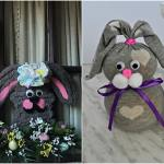 Make-Your-Own Bunny Crafts