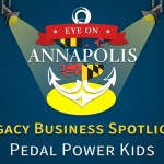 Legacy Business Spotlight: Pedal Power Kids
