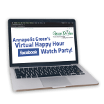 Green Drinks Annapolis – Online!