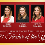 Five Finalists Selected for AACPS Teacher of the Year