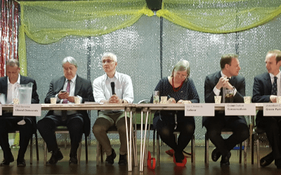 West Midlands EU Hustings – 2019