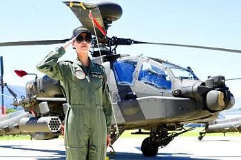Apaches key to 'multiple deterrence' | Eye On Taiwan