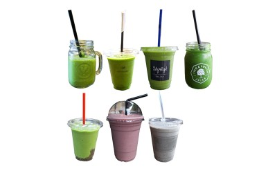 Get Smoothies in Tokyo– on the corner of Bitter and Sweet