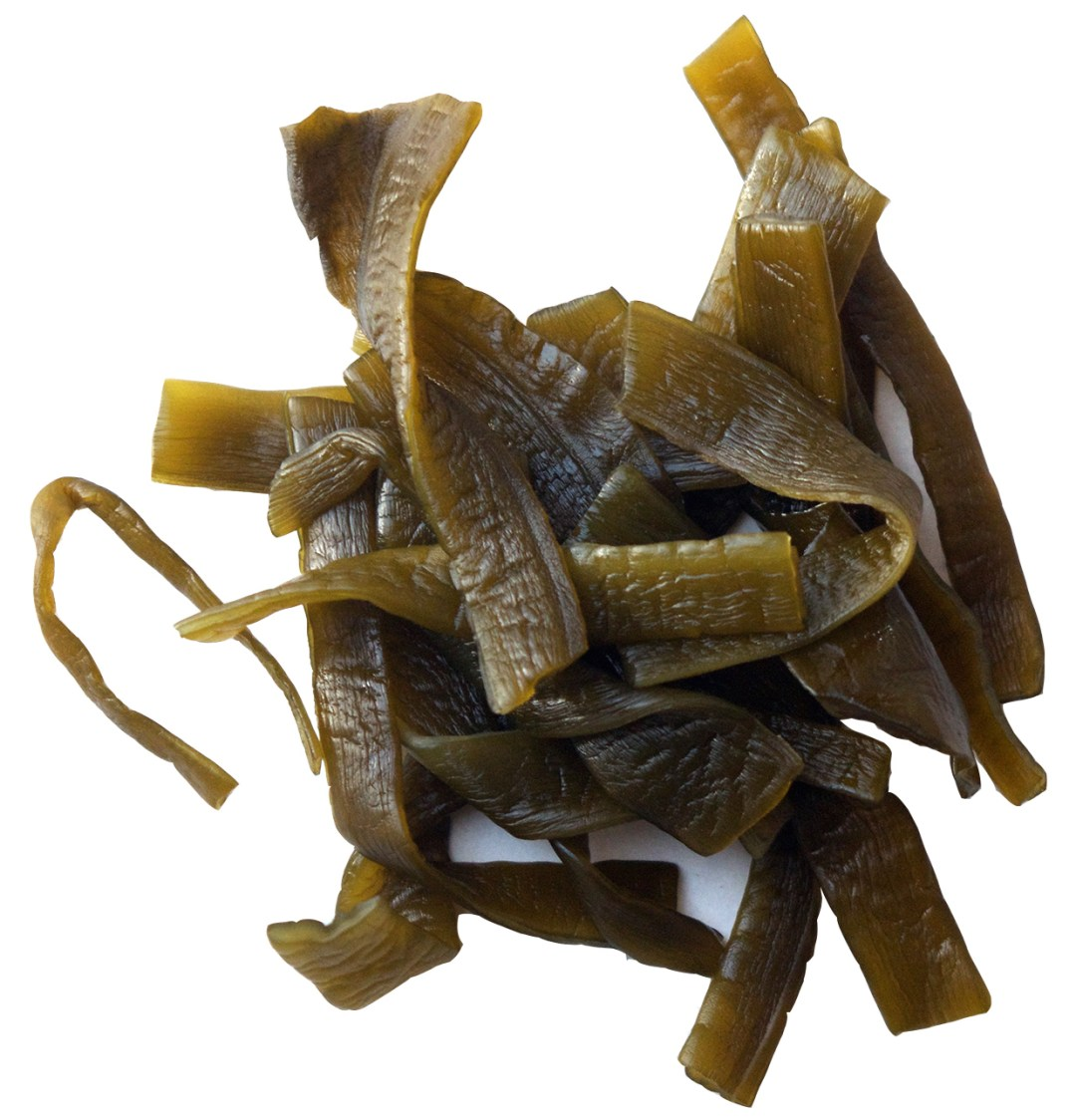 Japanese wakame snack