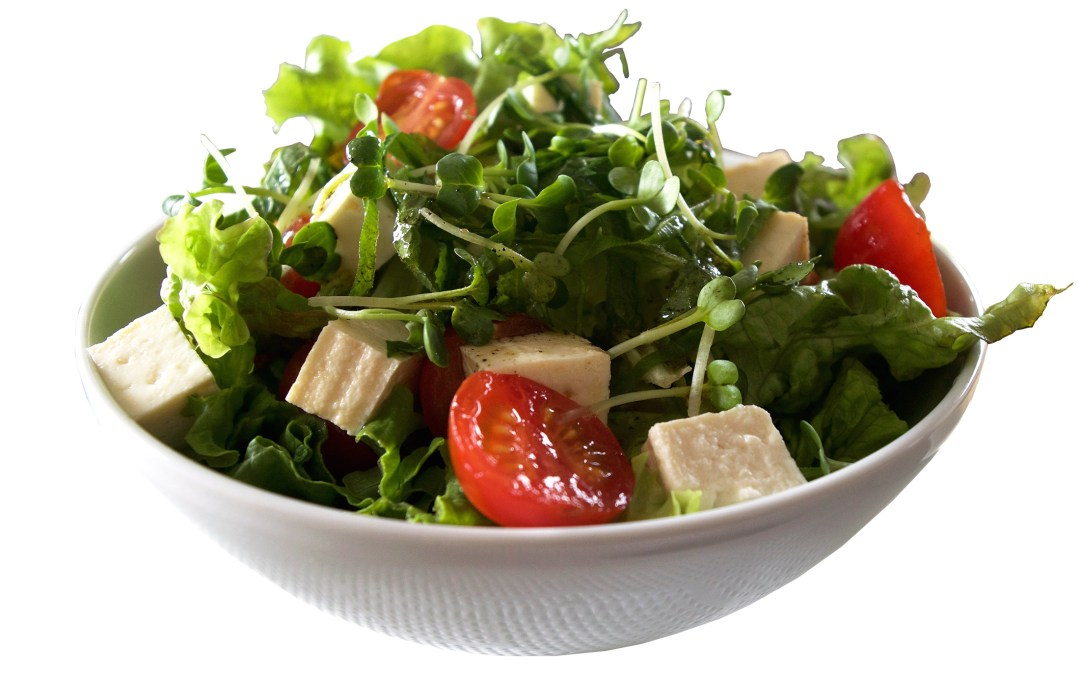 Japanese style salad